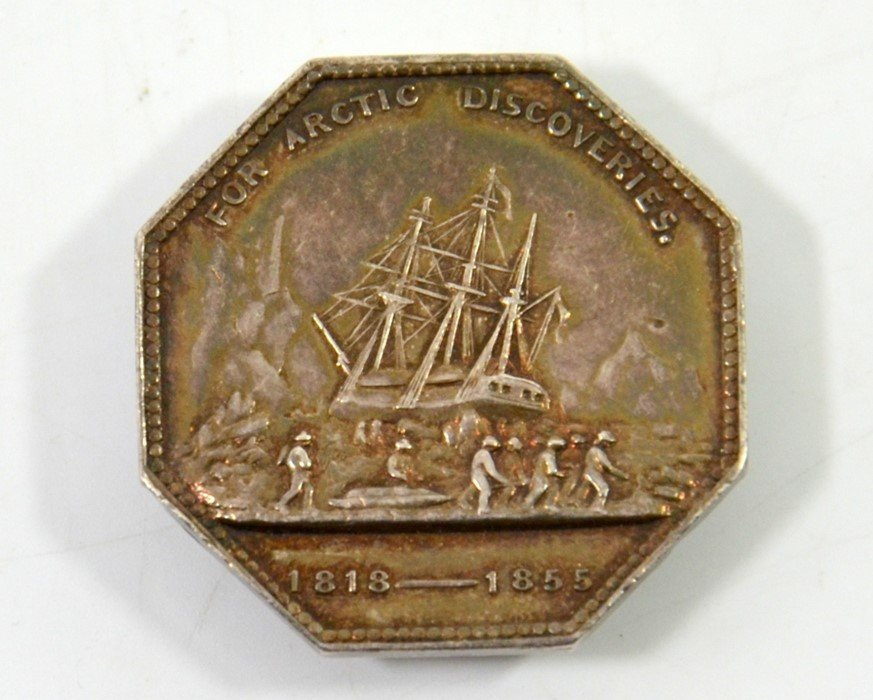 Military Medals, Arctic Medal 1818-1855