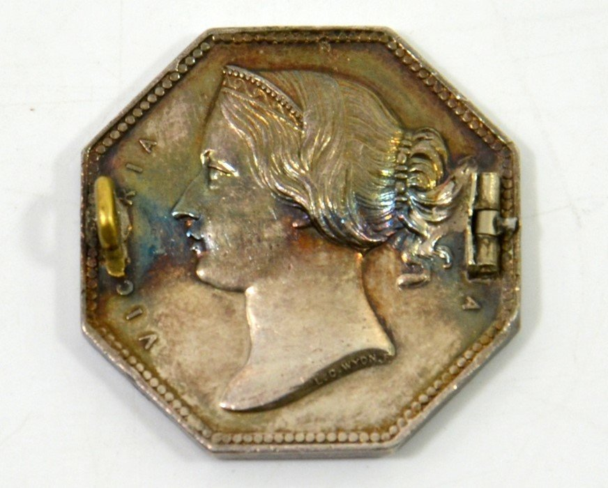 Military Medals, Arctic Medal 1818-1855 - 2