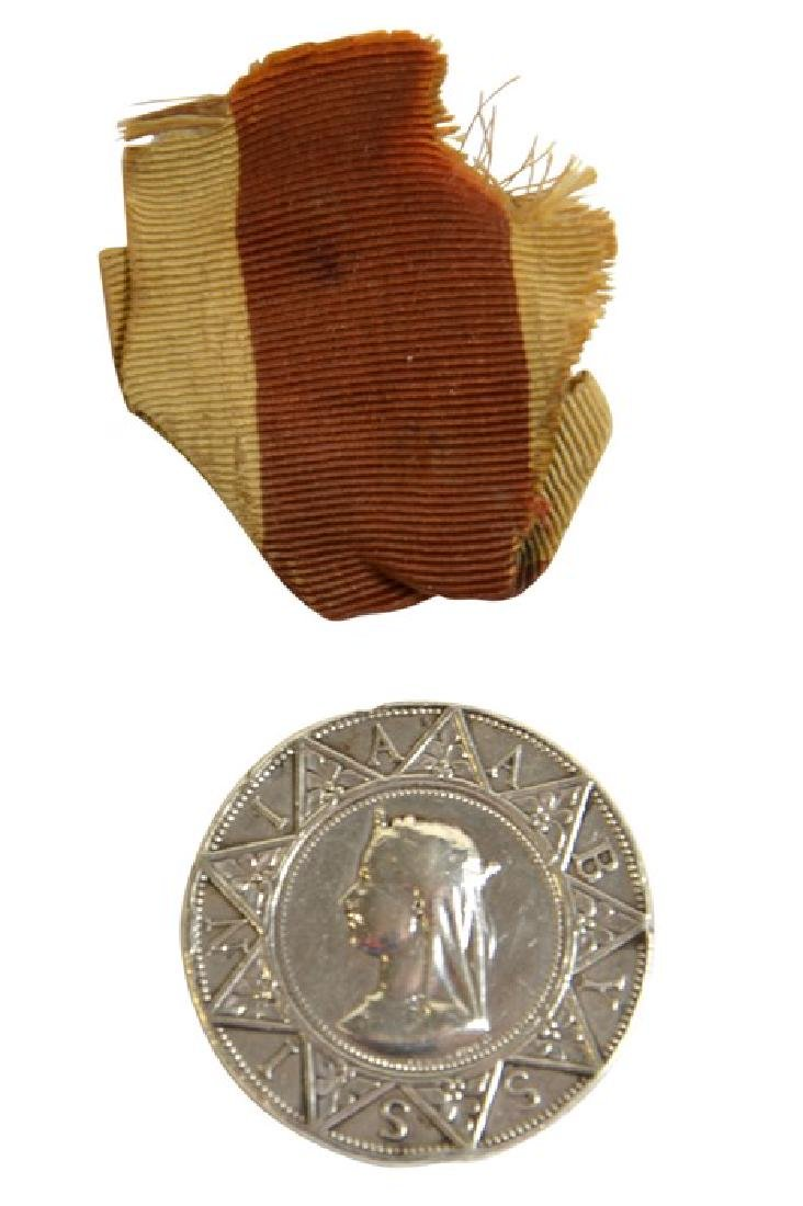Military Medals, Abyssinian War Medal 1867-1868,