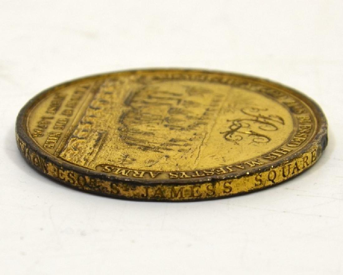 British Medals,  Davison's Nile Medal - 4