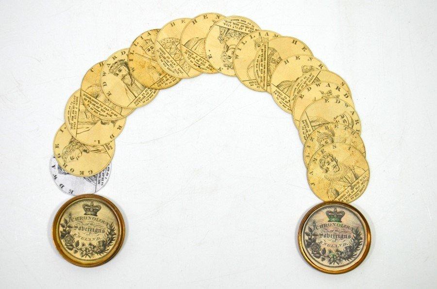 British Medals, George IV, Coronation Box Medal 1821,
