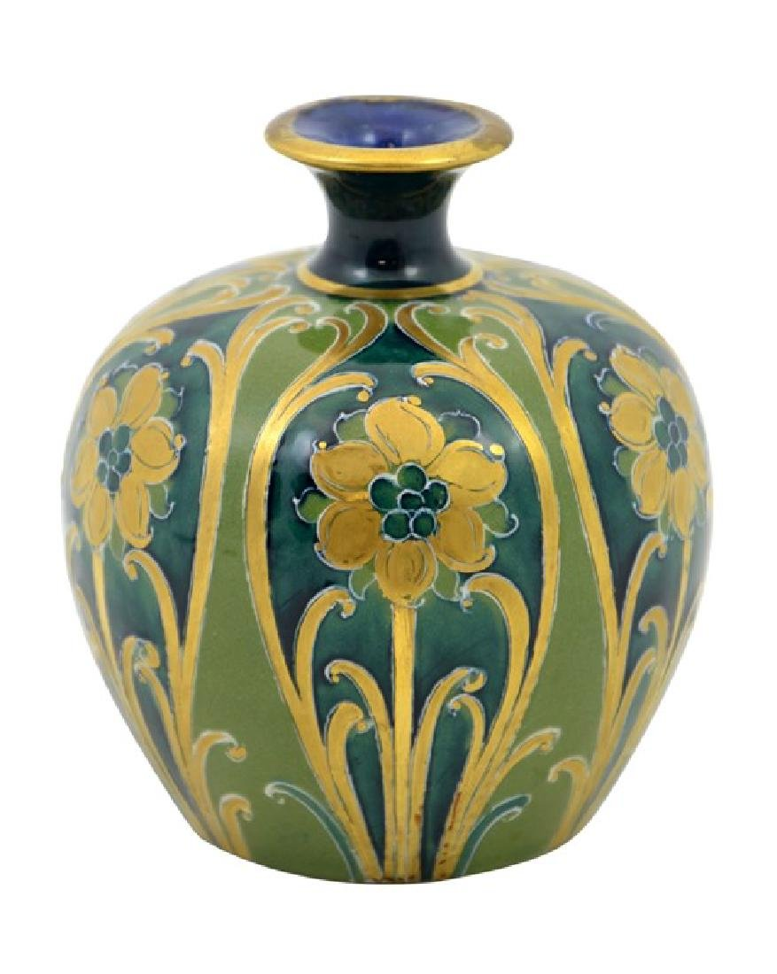 William Moorcroft for James MacIntyre, a Green and Gold