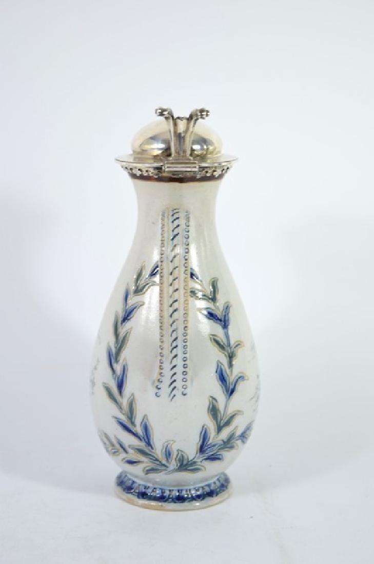 Hannah Barlow for Doulton Lambeth, a stoneware jug, - 3