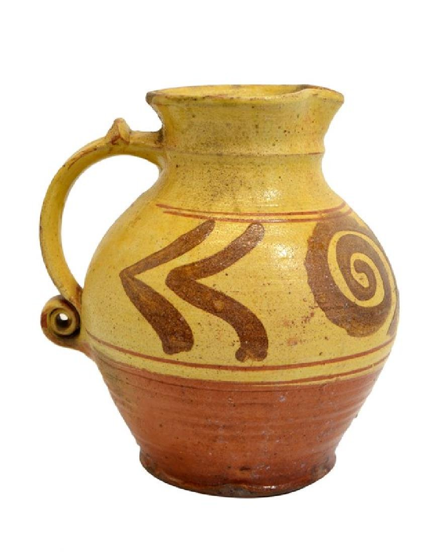 Michael Cardew for Winchcombe, a studio pottery jug