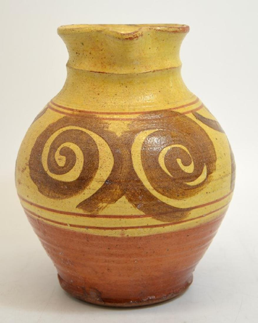 Michael Cardew for Winchcombe, a studio pottery jug - 2