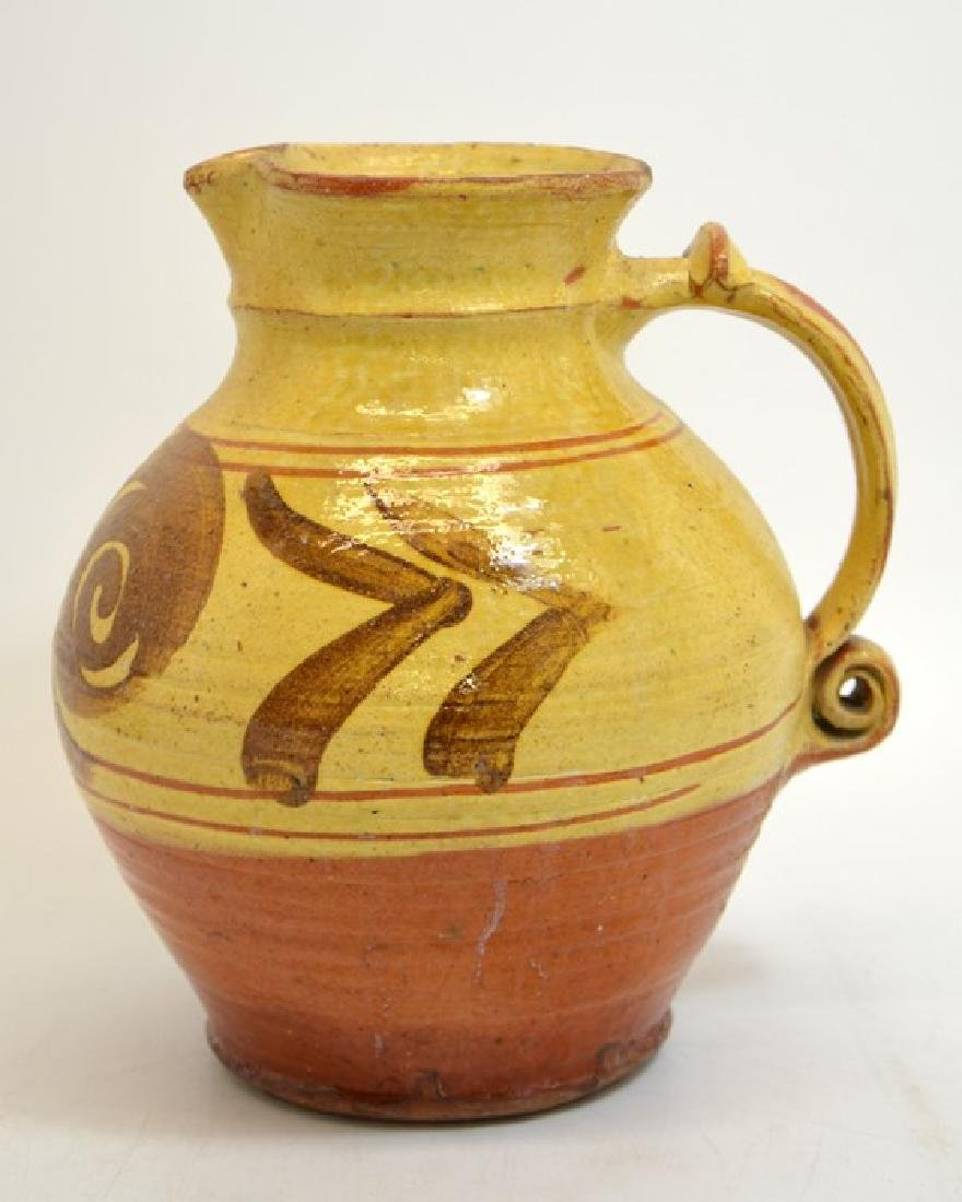 Michael Cardew for Winchcombe, a studio pottery jug - 3