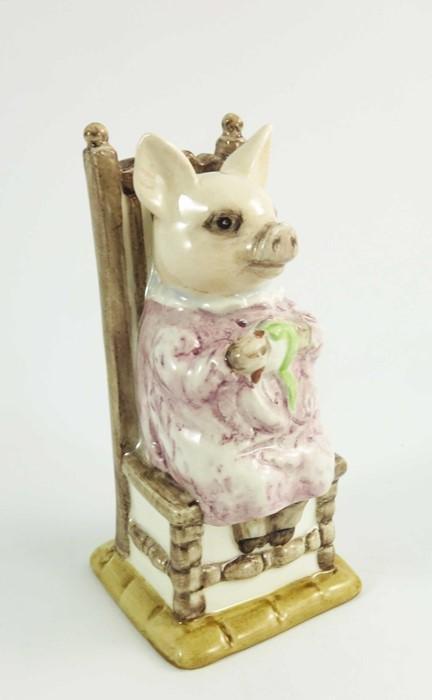 A Beswick / Royal Albert prototype Beatrix Potter