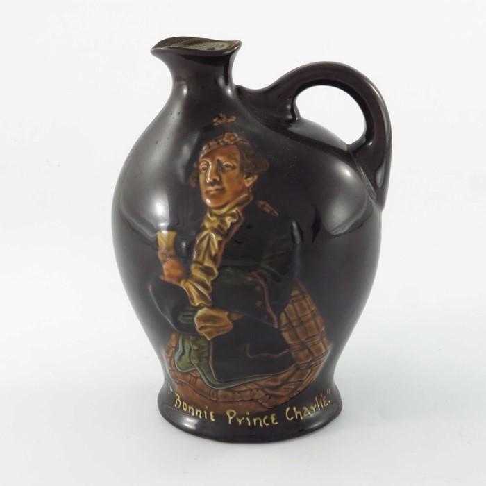A Royal Doulton Kingsware Bonnie Prince Charlie whisky