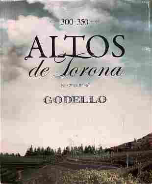 Altos de Torona Godello 2015 twelve bottles 12