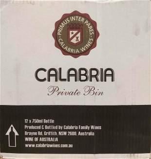 Calabria Private Bin Vermentino 2015 twelve bottles