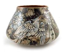 Francis Pope for Royal Doulton, a stoneware vase,