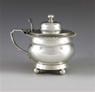 Charles Stuart Harris, London 1902, an Edwardian silver