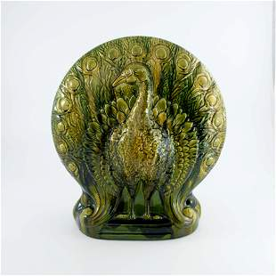 Christopher Dresser for Ault, a large art pottery