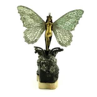 Carl Kauba, Metamorphosis, a plique a jo