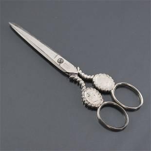 Antique Scissors: A Commemorative pair o