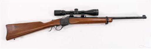 Ruger No3 .45-70 Rifle