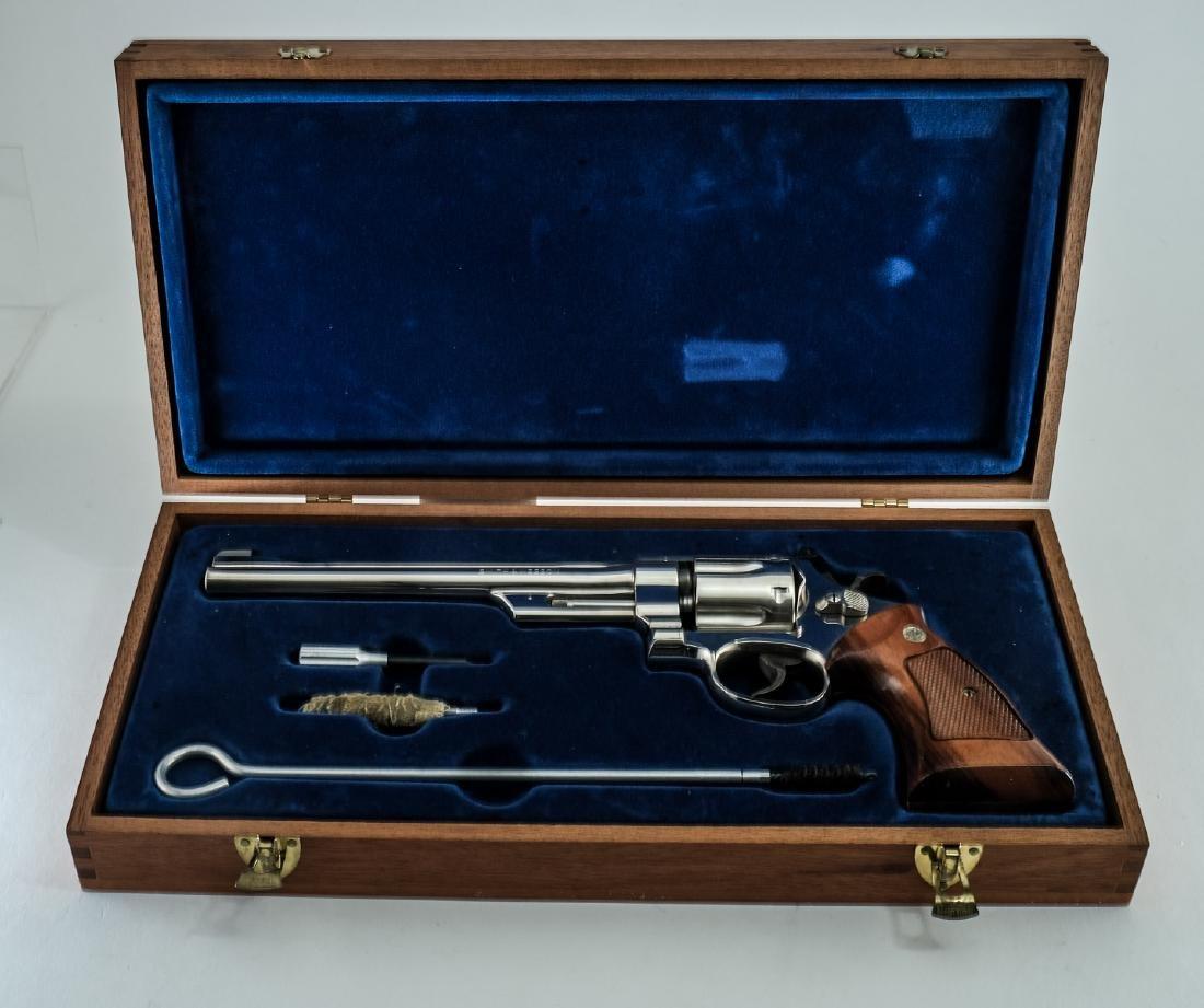 Smith & Wesson Model 27-2 .357 Revolver