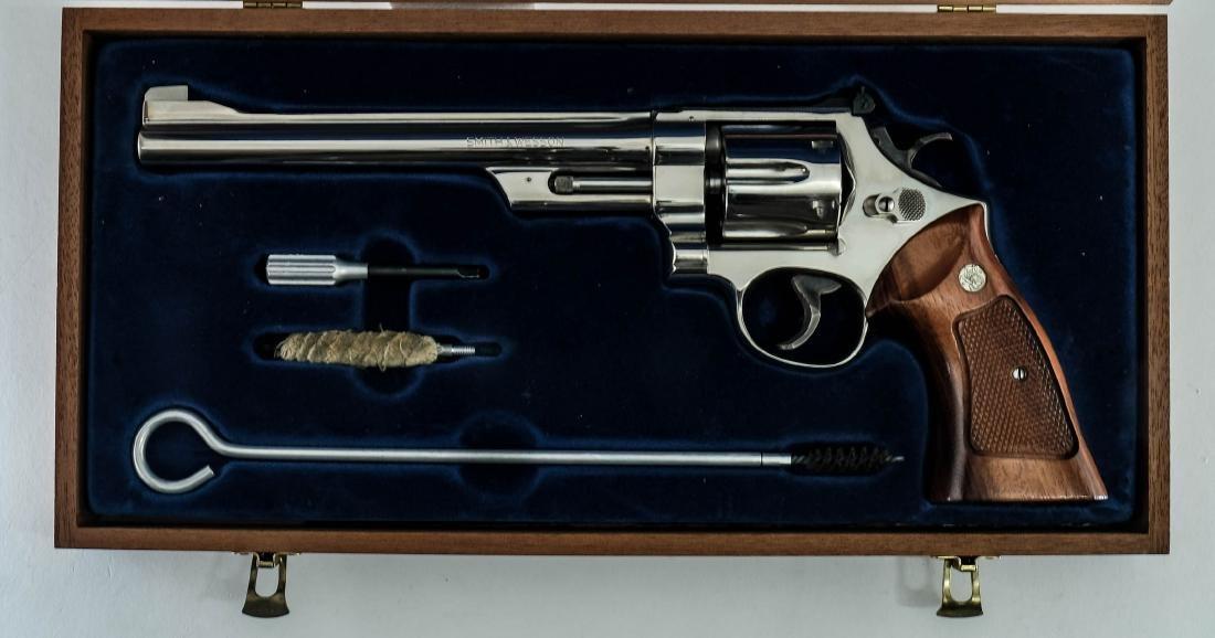 Smith & Wesson Model 27-2 .357 Revolver - 2