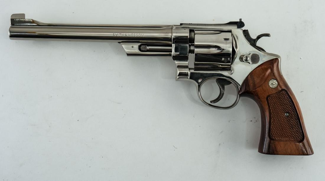 Smith & Wesson Model 27-2 .357 Revolver - 5