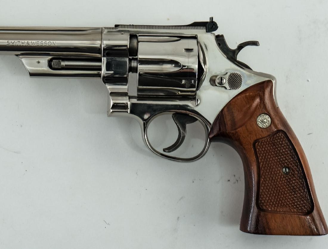 Smith & Wesson Model 27-2 .357 Revolver - 6