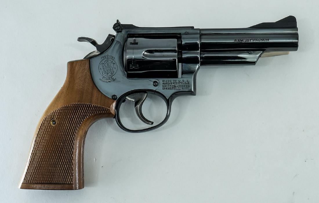 S&W 19-3 .357 Combat Magnum Revolver - 2