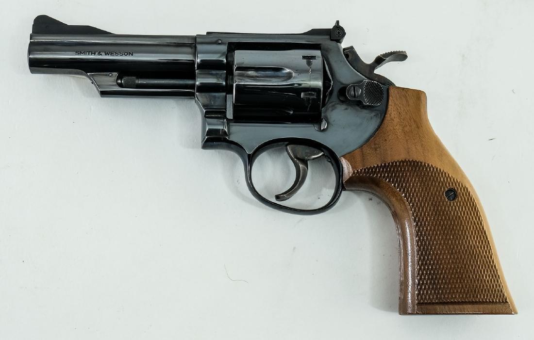 S&W 19-3 .357 Combat Magnum Revolver - 4