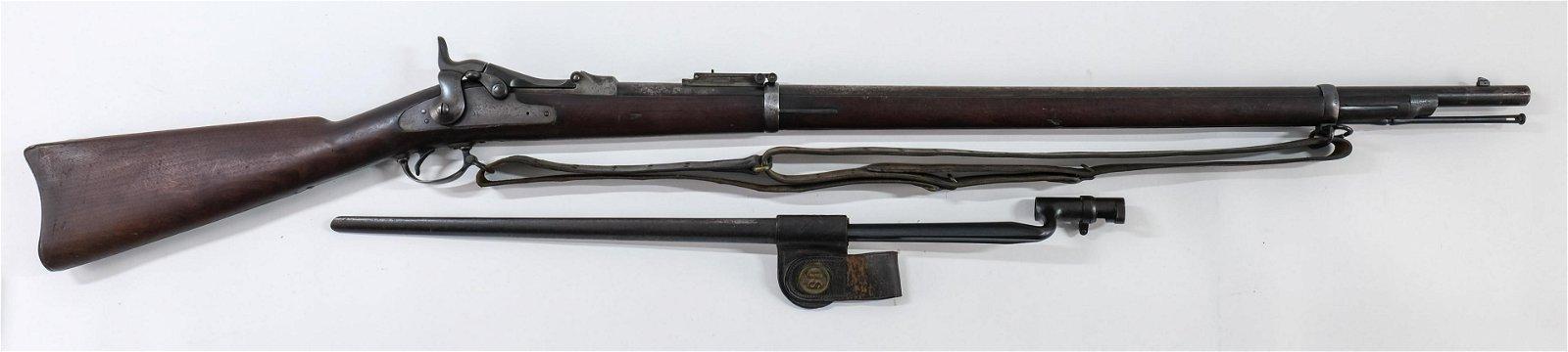 Springfield 1884 Trapdoor Rifle
