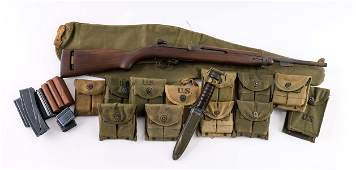 Winchester M1 Carbine Factory Rebuilt