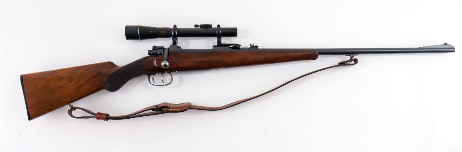 German Mauser Type B 8mm Rifle