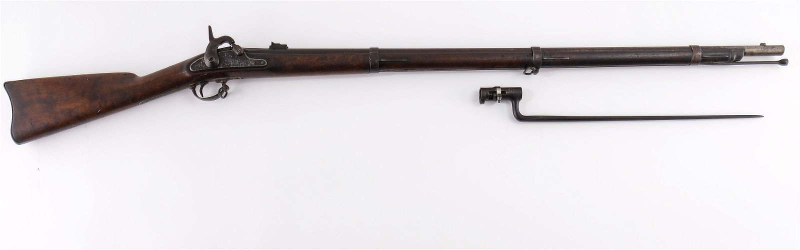 .58 1861 Springfield Percussion Rifle