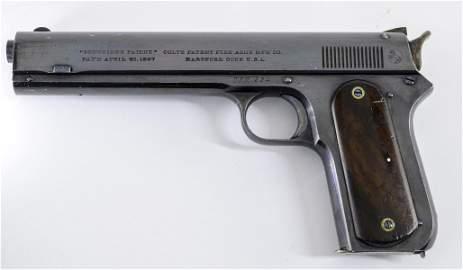 Colt 1900 USN .38 Sight-Safety Pistol