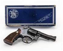 Smith & Wesson 15 K-38 Revolver .38 Spl