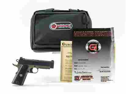 Guncrafter Ind NN Commander 9MM Pistol