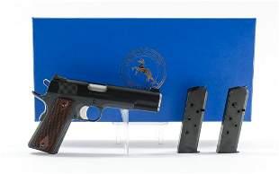 Business End Customs Colt 70 Series Pistol