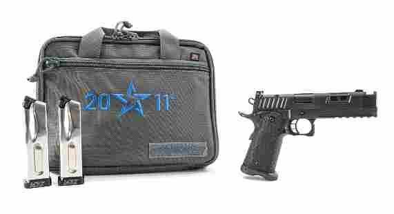 STI International DVC OMNI 9mm Pistol