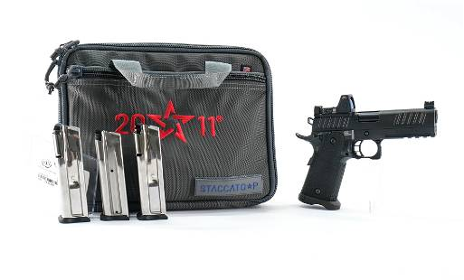 STI Staccato P 9mm Pistol