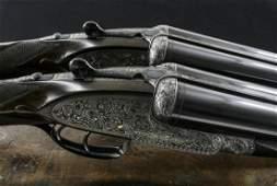 Holland & Holland Royal Double Shotgun Set