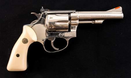 Smith & Wesson 34-1 .22 LR. Revolver