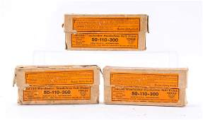 .50-110 Winchester Ammo 58Rds