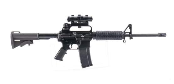 SGW Olympic Arms CAR-AR .223 5.56 Semi Auto Rifle