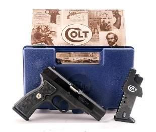 Colt All American 2000 9mm Semi-Auto Pistol