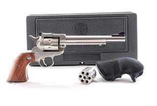 Ruger NM Single Six .22 LR SA Revolver