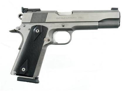 Colt Gold Cup Trophy .45 ACP Semi-Auto Pistol