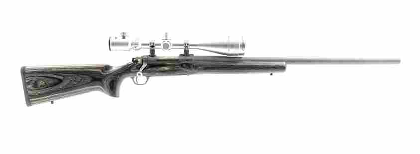 Ruger M77 Hawkeye .204 Bolt Action Rifle