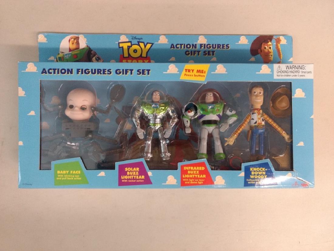 Toy Story Action Figure Gift Set NIB