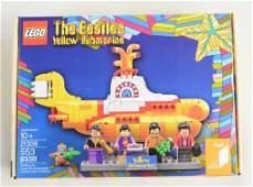 Lego The Beatles Yellow Submarine Set 21306