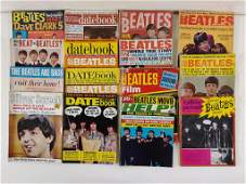 15pc Vtg Beatles Related Teen & Movie Magazines 1 has