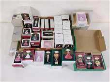 36pc Hallmark Keepsake ornaments NIB-Mostly Barbie +