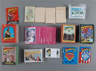 1930's-1980's Non-Sport Card Sets