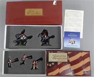 2pc Britains American Revolution Box Sets